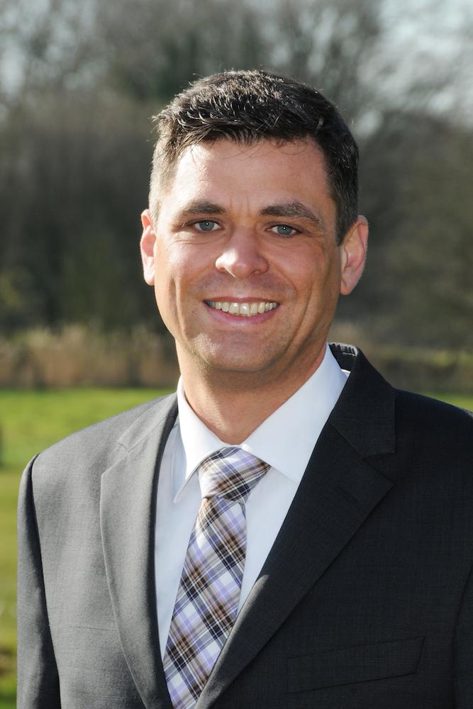 Gemeindeverbandsvorsitzender Mario Strehlow